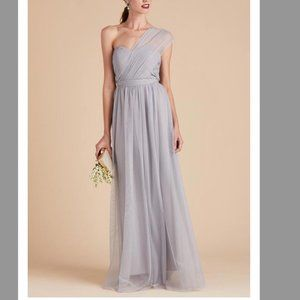 NWT Birdy Grey Christina Convertible Dress Silver